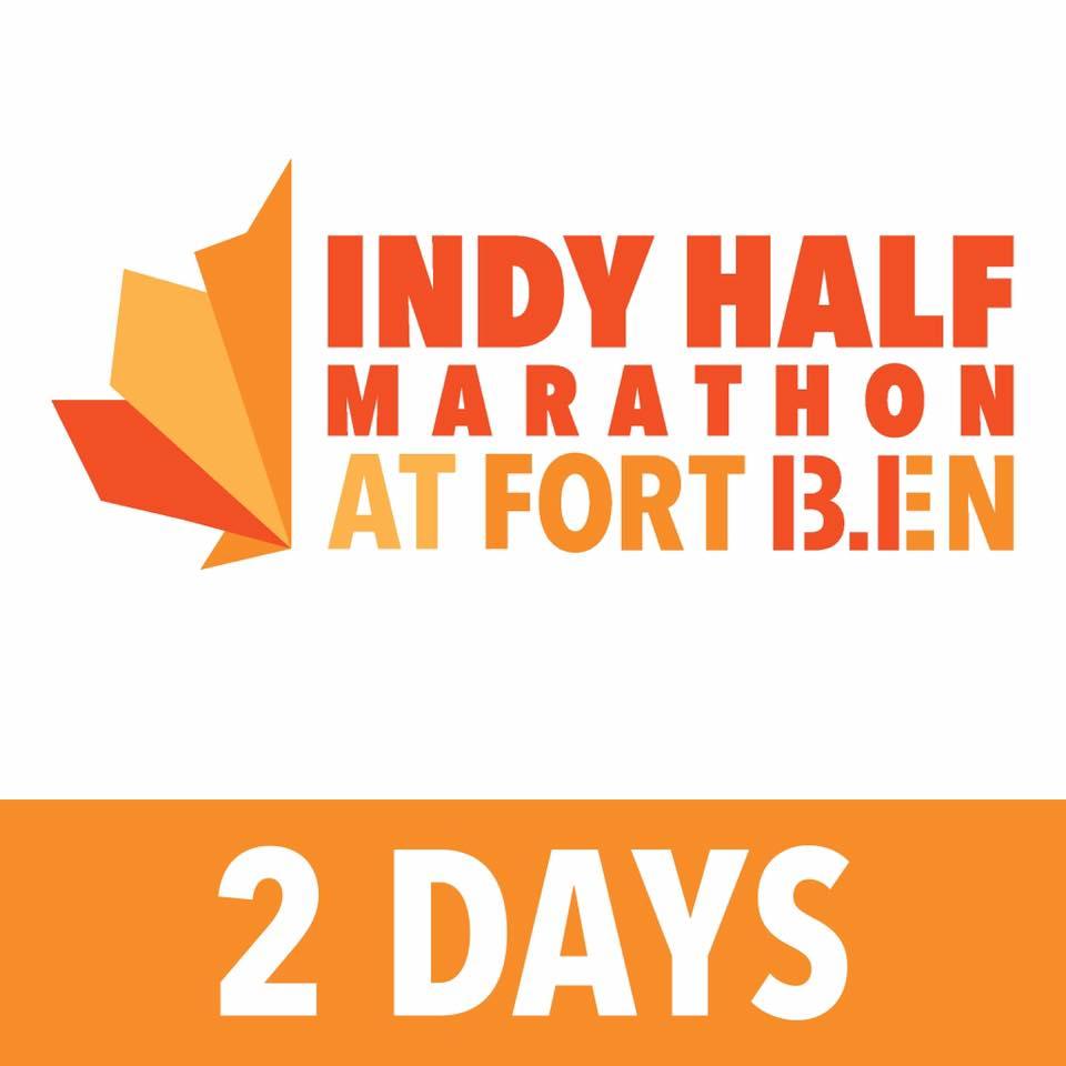 2 days to Fort Ben